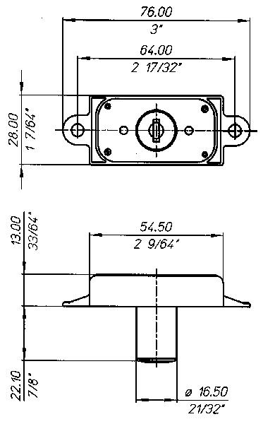 2688 Technical drawing